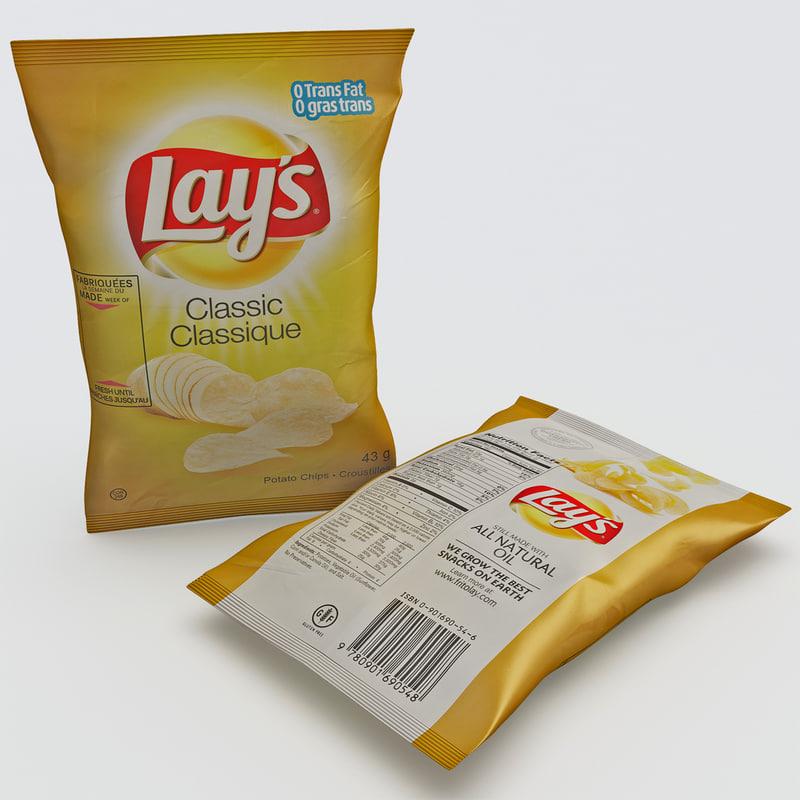 max lays chip bag