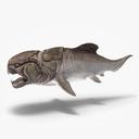 sea monster 3D models