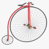 bike wheel 3d max