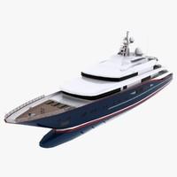 Nirvana 88.5M Yacht