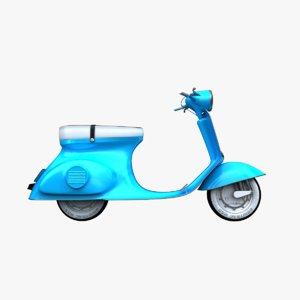vespa douglas scooters max