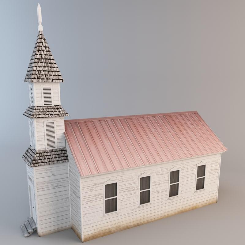 max old church