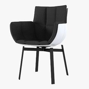 max b husk chair