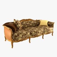 angelo cappellini sofa 3d max