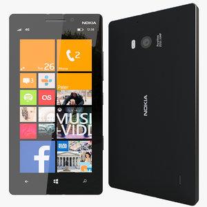 max realistic nokia lumia 930