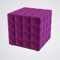 buzzicube buzzispace pouf max