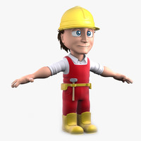 cartoon carpenter ma