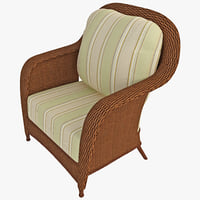 Outdoor Rattan Armchair 2