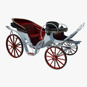 max retro carriage