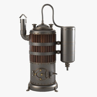 Moonshine Apparatus