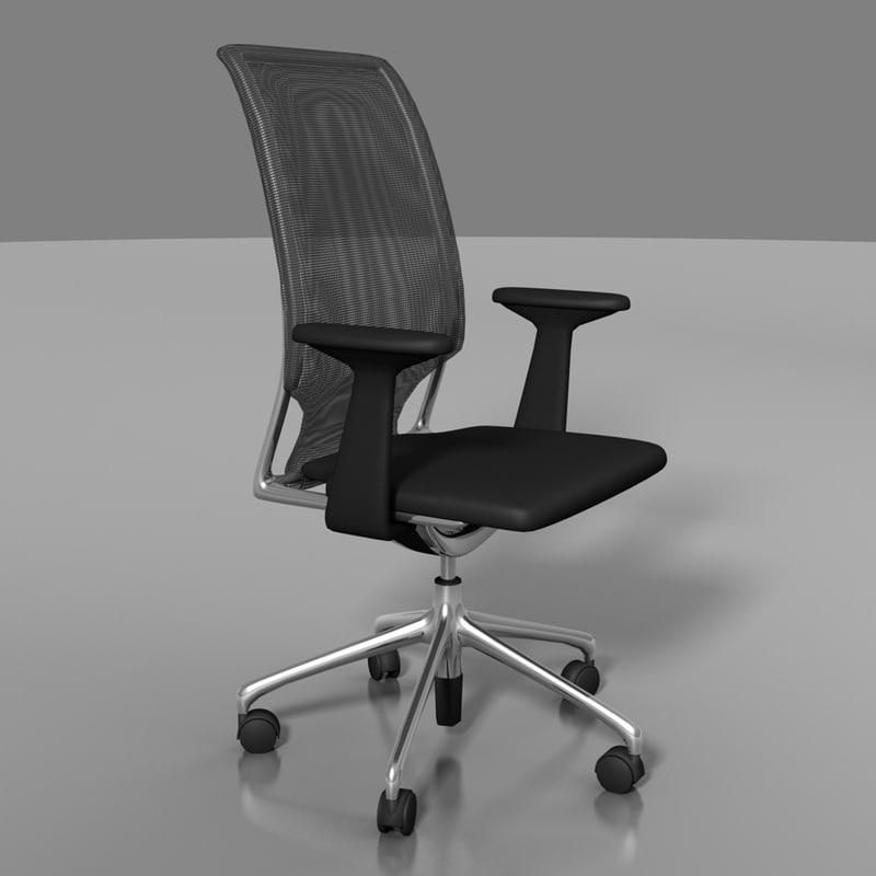 lwo meda office chair