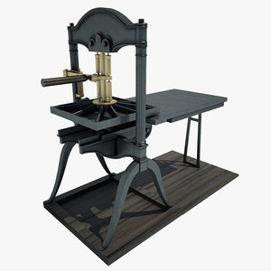 max machine print house