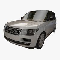 3ds max range rover 2013