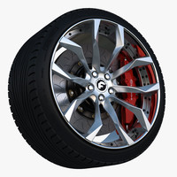 Wheel Forgiato F2 16