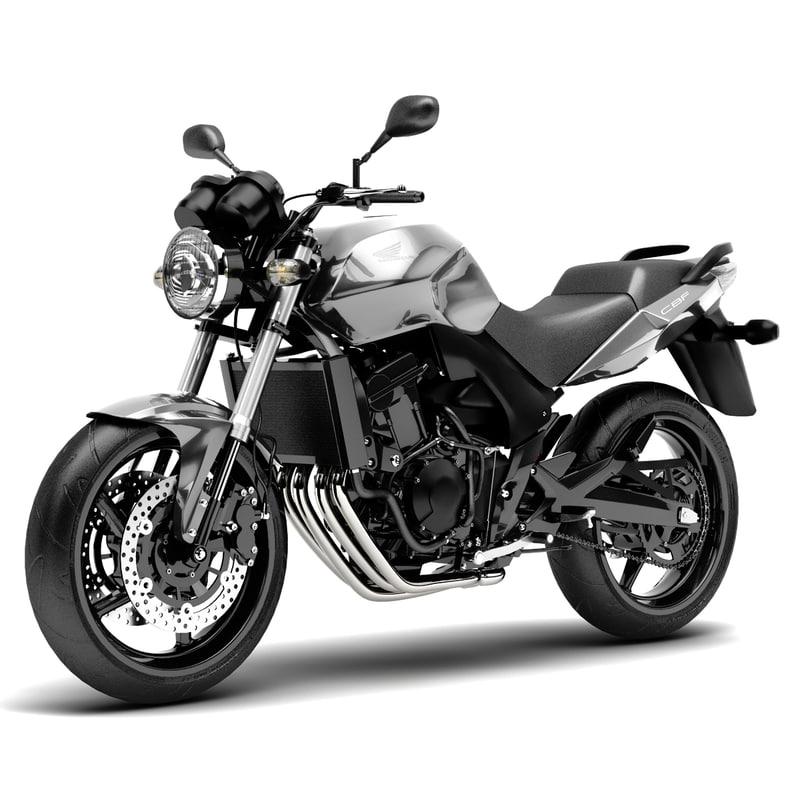 lwo motorcycle honda cbf 600