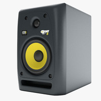 3d krk rokit 5 powered