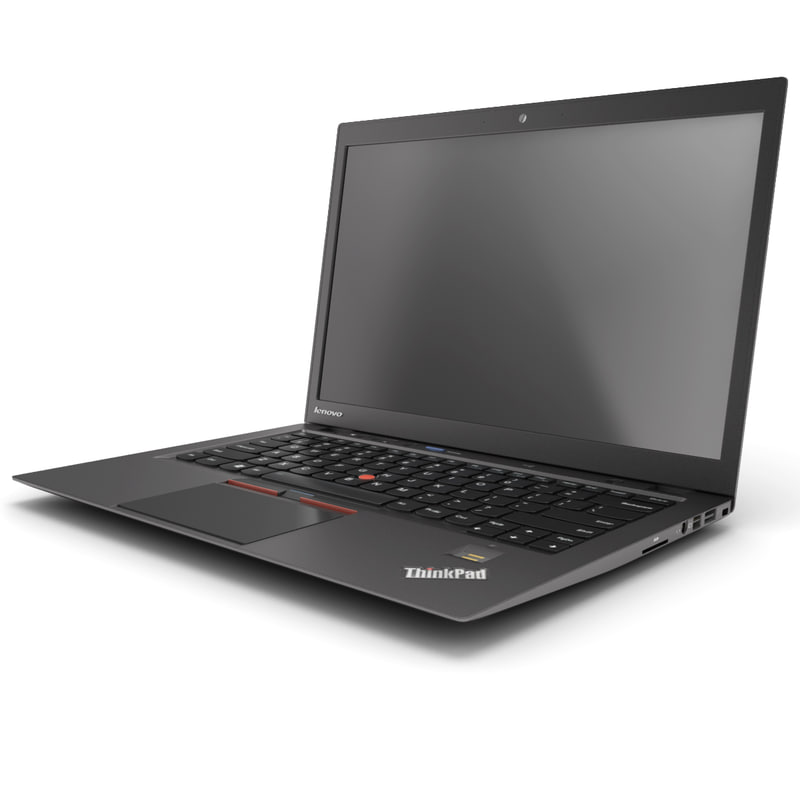 3d lenovo thinkpad x1 carbon