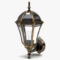 d lamp model