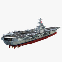 Aircraft Carrier USS Carl Vinson CVN-70