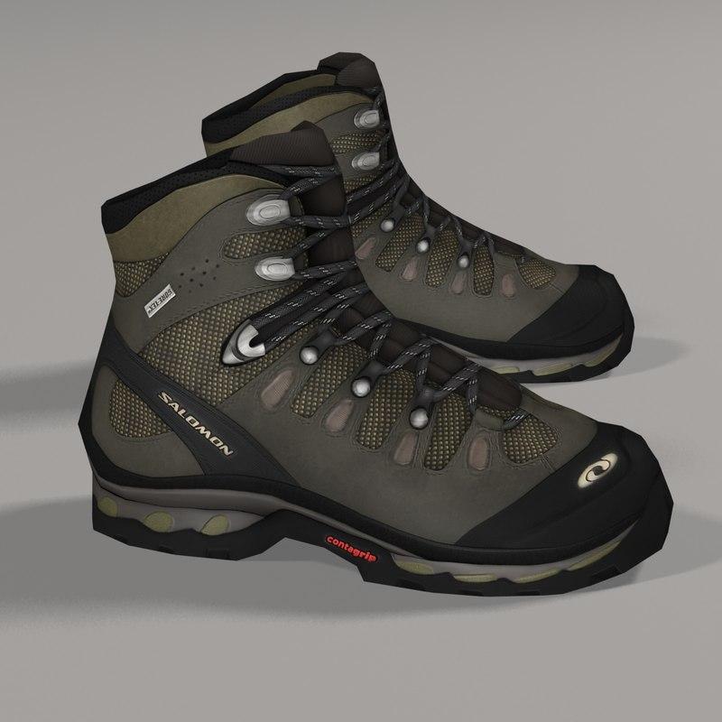 obj salomon quest gtx boots