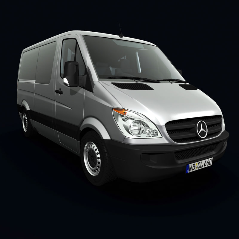 mercedes-benz sprinter 3ds