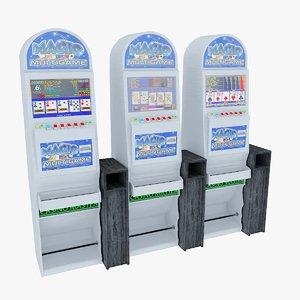 poker machines 1 dxf