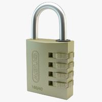 combination padlock max