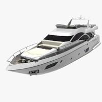 Azimut Flybridge 95 Yacht