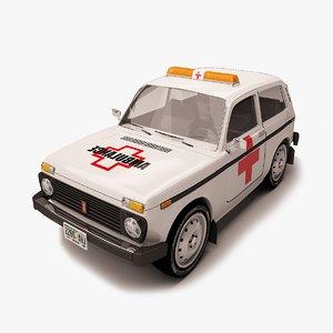car ed 3d