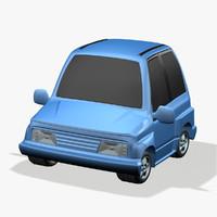 Suzuki Vitara Toon Car DSR