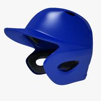 Baseball Helmet 02