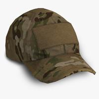 Shooter's Cap - Velcro