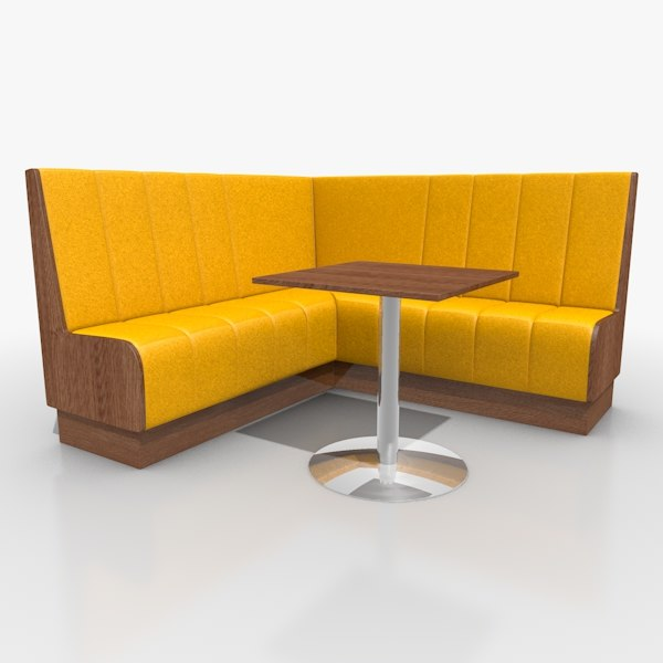 3ds max der booth seatg