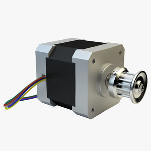 3ds max stepper motor stepping