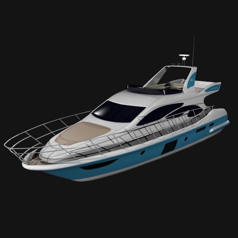 max azimut yachts