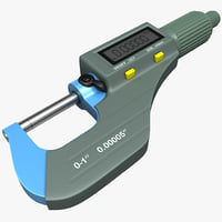 Digital Micrometer AccuRemote