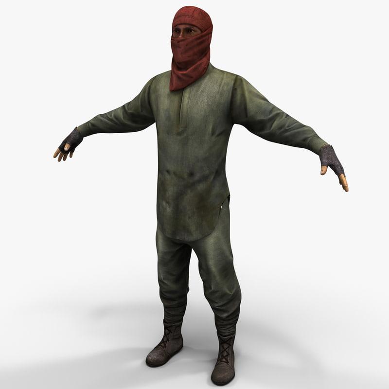 guerrilla soldier max