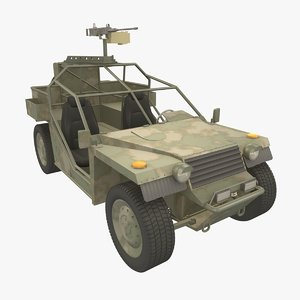 russian vdv buggy model