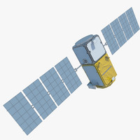 obj satellite galileo