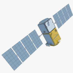 obj satellite galileo
