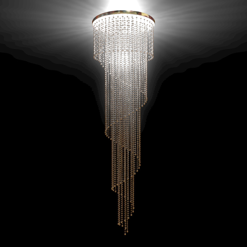 max crystal chandelier