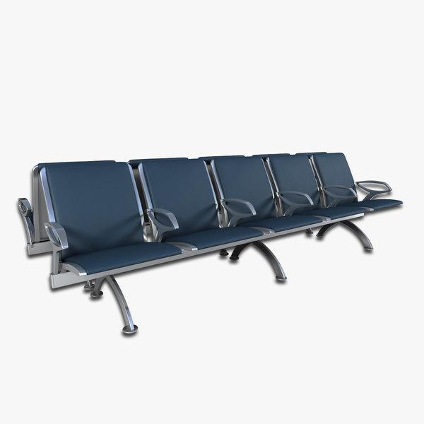 airport seating model