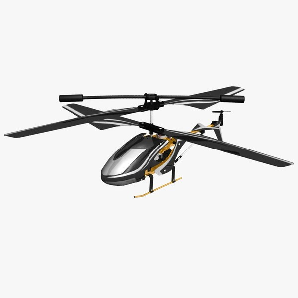 3d rc copter