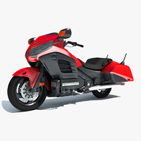 Goldwing Motorcycle