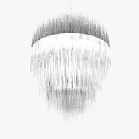 Terzani Iceberg Ceiling Light