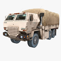 MILITARY STANDARD CARGO TRUCK  M1078