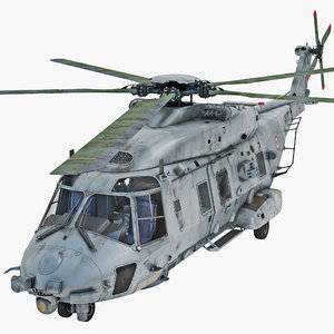 max nhindustries nh90 military helicopter