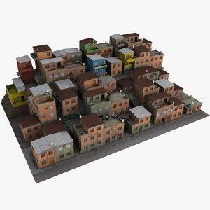 smax rio favela houses