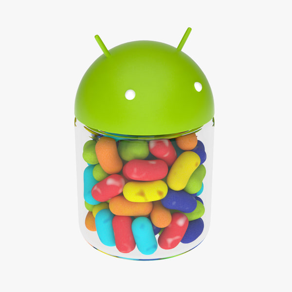3d android jelly bean