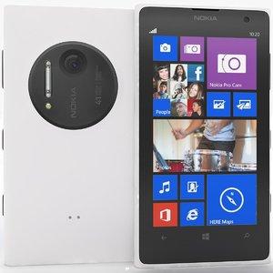 s nokia lumia 1020 white